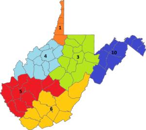 Department Districts